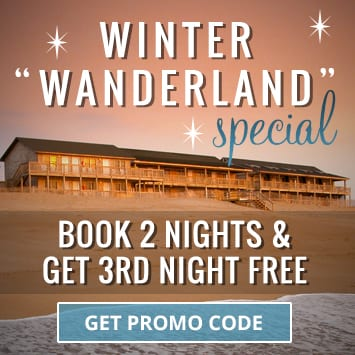 cape hatteras hotel special