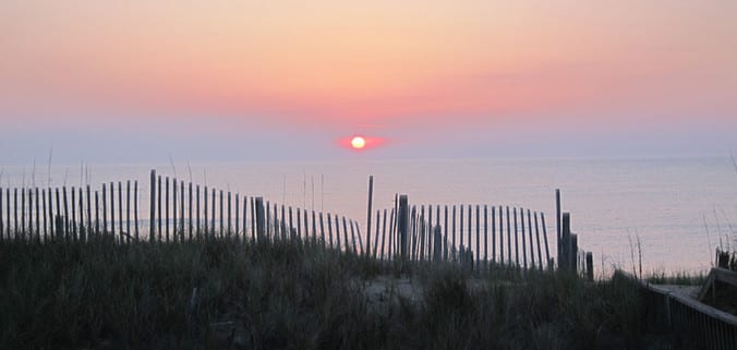 Checking Out - Cape Hatteras Motel
