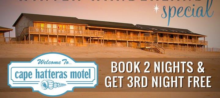 Cape Hatteras Hotel Special