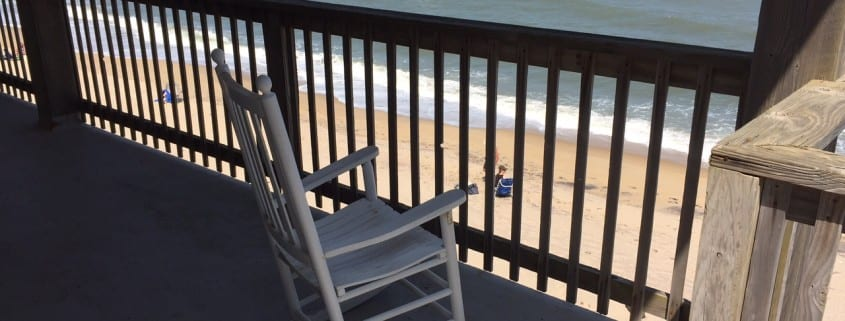 Rocking Chair Mystique - Cape Hatteras Motel