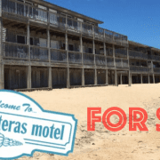 Cape Hatteras Motel For Sale