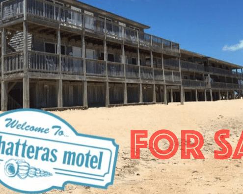 Cape Hatteras Motel For Sale