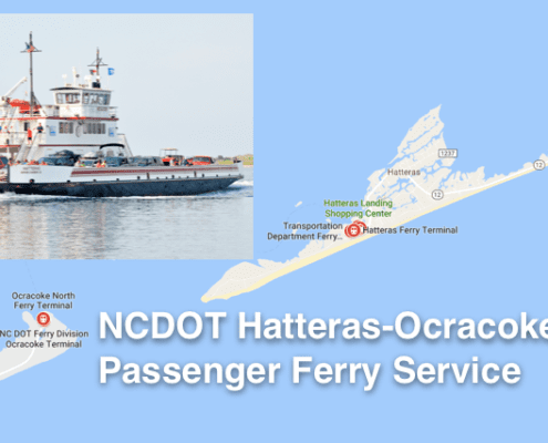 Hatteras-Ocracoke Ferry Service Meeting - Cape Hatteras Motel