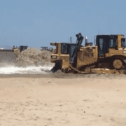 Buxton Beach Nourishment Back - Cape Hatteras Motel