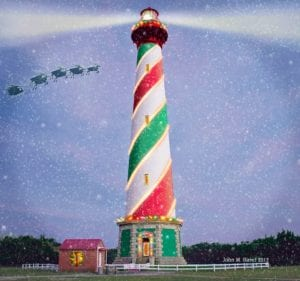 Christmas Tree Decorating Contest - Cape Hatteras Motel