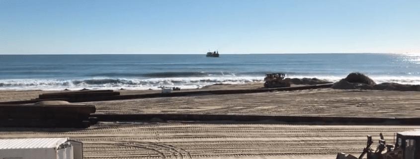 Buxton Beach Re-nourishment Update VIDEO - Cape Hatteras Motel